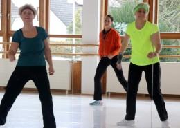 Fitness und Gymnastik